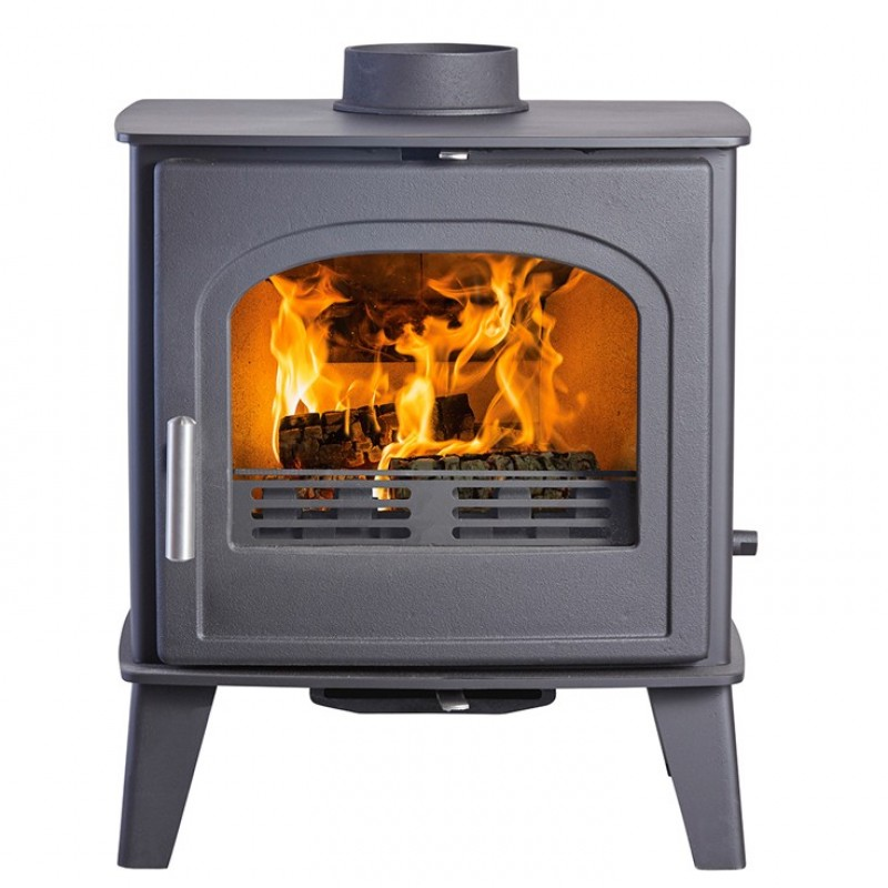Eco-Ideal Eco 5  (4.4kW) Wood burning Stove or Multi Fuel