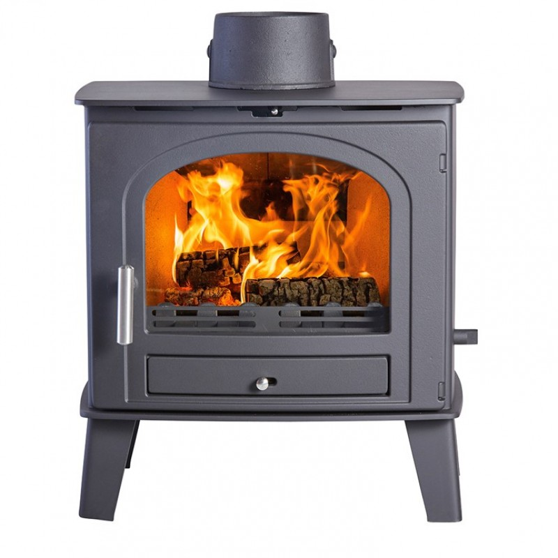 Eco-Ideal Eco 6   5.6kW Multi fuel or Wood Burners