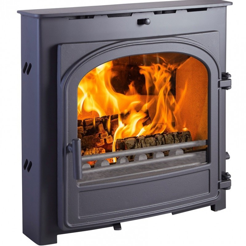 Hunter Telford 5 Inset (4.9kW) Multifuel Stoves