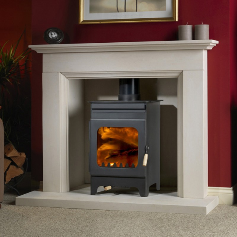 Burley Hollywell 9105 Multi Fuel and Wood Burning Ideal Fires