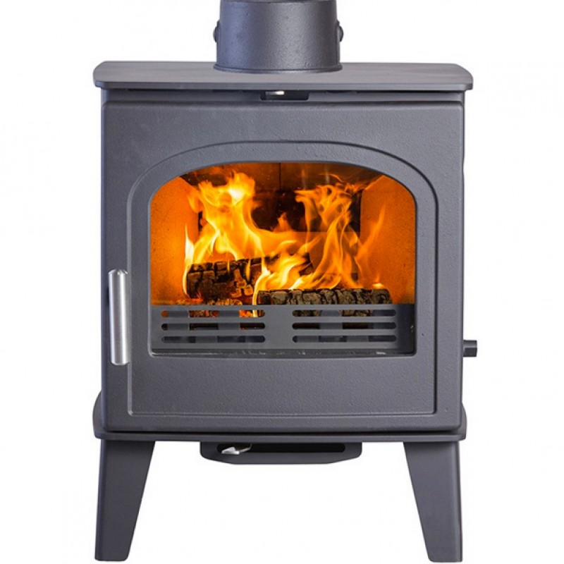 Eco- Ideal  Eco 3    4.6kW Wood Burner or Multi Fuel Stoves Ideal Fires