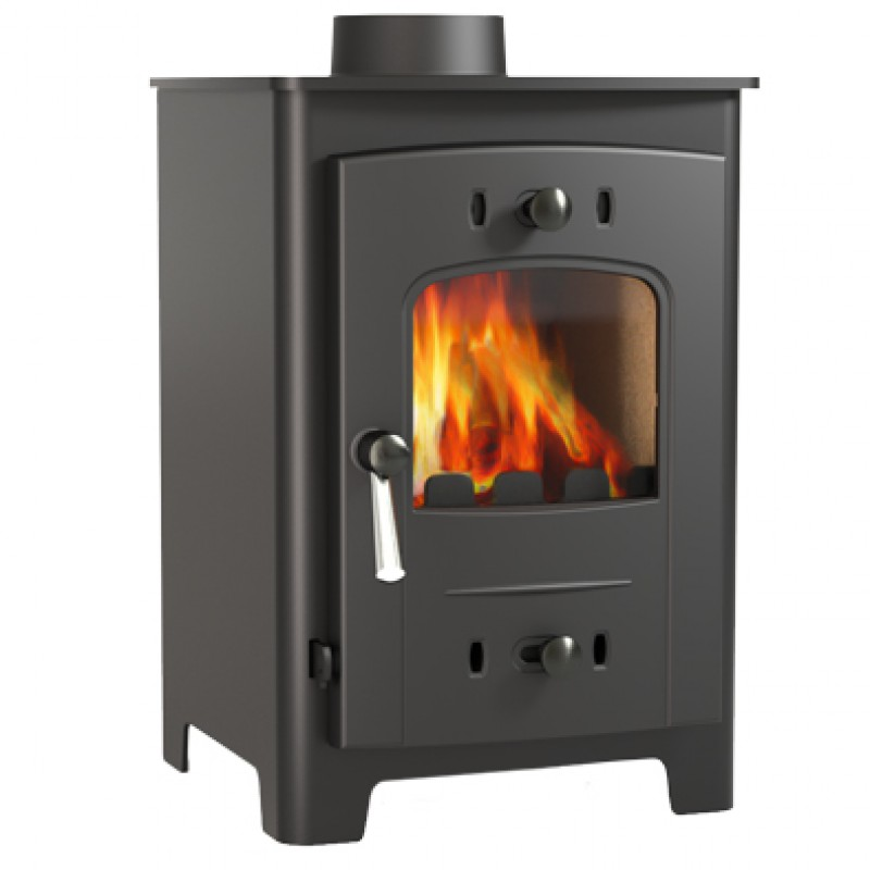 Hamlet Hardy 4   4kW Multi fuel Stoves