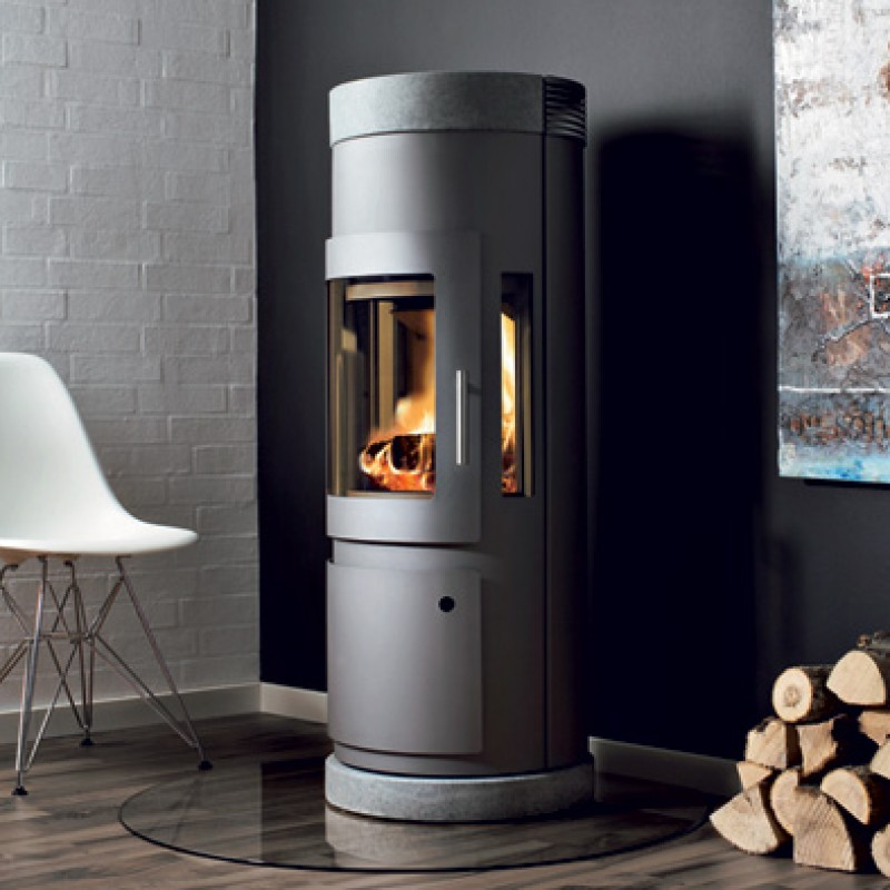 Westfire Uniq 16  5kW. Wood Burners