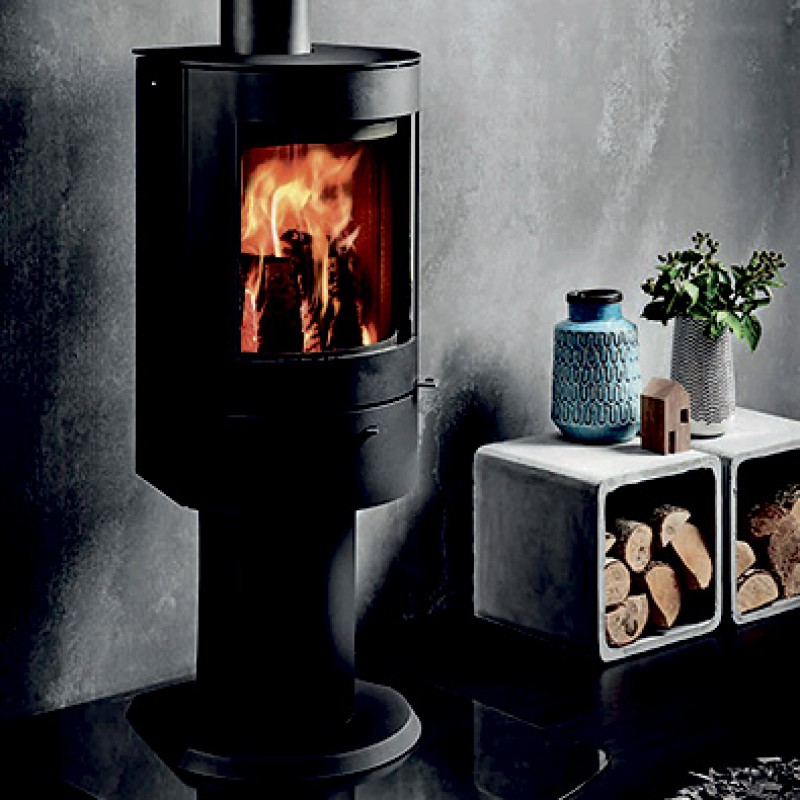 Westfire Uniq 21  5kW. Wood Burners