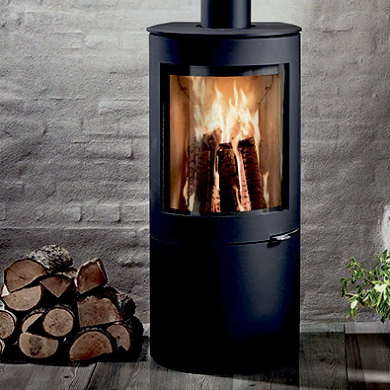 Westfire Uniq 26  4.4kW. Wood Burners Ideal Fires