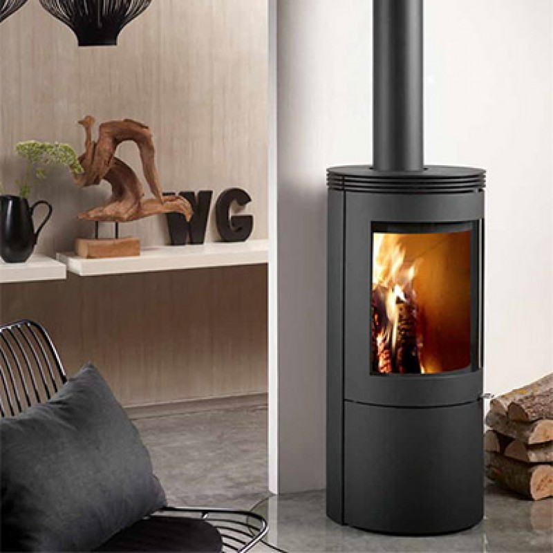Westfire Uniq 27  4.4kW. Wood Burners