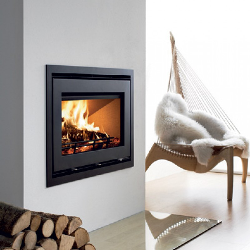 Westfire Uniq 32  5.9kW. Wood Burners