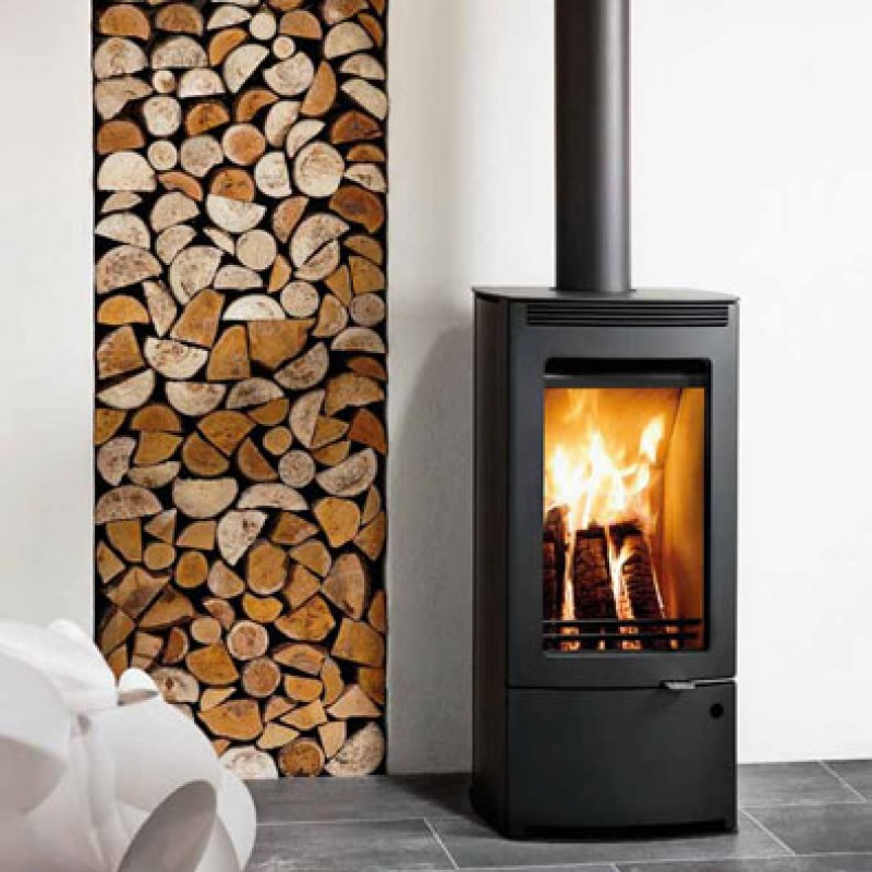 Westfire Uniq 33  5.9kW. Wood Burners