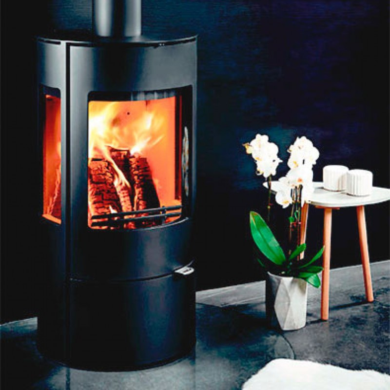 Westfire Uniq 37  7.2kW. Wood Burners
